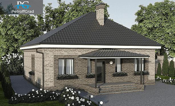 готовый проект дома